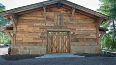 Antique Barnwood Siding -Wedgelap with Rabbet (The Barn?)