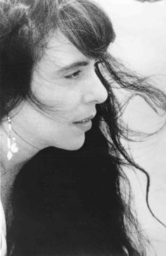 Laura Nyro, singer songwriter. Inspiring for the way she conveys emotion that you can feel through her music!