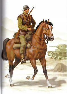 Caballería Ejército  Popular