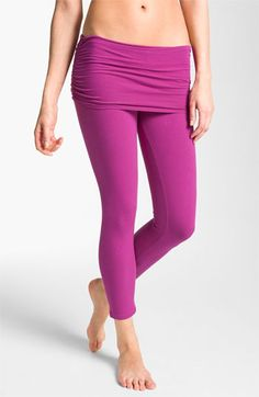 Hard Tail Scrunch Waistband Leggings available at #Nordstrom