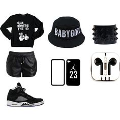 """4'8 And Yo BITCHH Still Looking Up At Me"" by nneuphtalie on Polyvore"