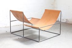 crossed double seat | Muller Van Severen
