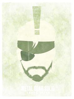 Metal Gear Solid by ~YesIllustration on deviantART