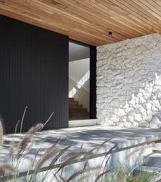 Modern Exterior, Exterior Design, Cafe Exterior, Colonial Exterior, Modern Colonial, Grey Exterior, British Colonial, House Entrance, Entrance Design