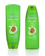 Free Sample of Garnier Fructis Fall Fight Shampoo and Conditioner! #Free