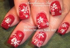 New Post christmas nail designs for beginners