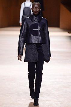 Hermès - Fall 2015 Ready-to-Wear - Look 1 of 40