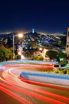 Lombard Street, San Francisco, CA Copyright: Alexis Borel