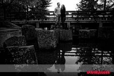 Laughter on the rocks. #engagement #portrait #spokane #washington #riverfrontpark #laughter