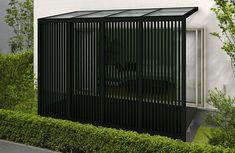 Interior Stair Railing, Balcony Railing, Staircase Design, House Siding, Facade House, Acoustic Ceiling Panels, Pergola, Outdoor Screens, House Gate Design