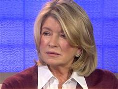Martha Stewart: Testifying 'is a very difficult thing' - Video on TODAY.com
