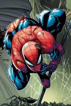 Spider-Man by Humberto Ramos.