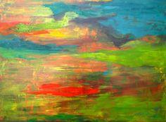 "Saatchi Online Artist: Barbara Pitcher; Oil, 2012, Painting ""layers"""