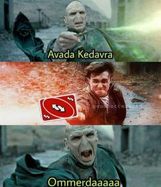 Harry Potter Memes - ITA - Avada Kedavra