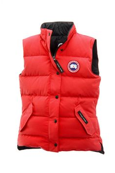 Womens Arctic Program Freestyle Vest   Canada Goose