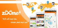 Khám phá các địa điểm và chia sẻ với bạn bè. Tham gia để đua danh hiệu cùng cộng đồng Việt https://play.google.com/store/apps/details?id=com.tekciz.zoome