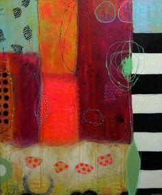 Janne Jacobsens tidligere malerier