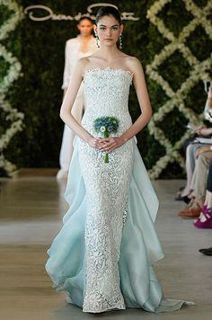 580876d81837a 71 Best Blue wedding dresses images
