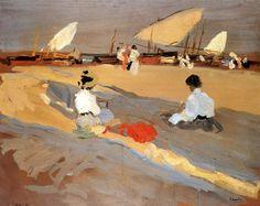 Figure Painting, Painting & Drawing, Chalk Pastel Art, Spanish Artists, Landscape Paintings, Beach Paintings, Artist Gallery, Valencia, Cartoon Wallpaper