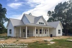37+ Farmhouse with detached garage ideas