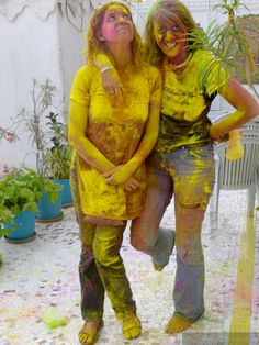 Oy i miss it  My rooftop - Holi, Udaipur