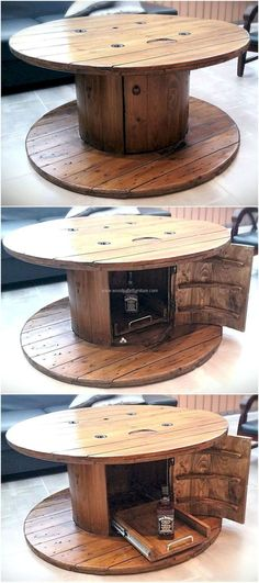 Attractive diy wodden pallet furniture projects (21)