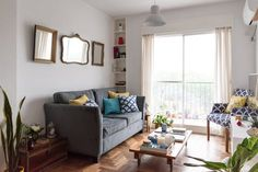 House Tour: A Designer's Tinyl Buenos Aires Apartment | Apartment Therapy