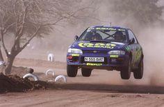 Subaru Impreza - Group A