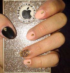 My sunday nail :)