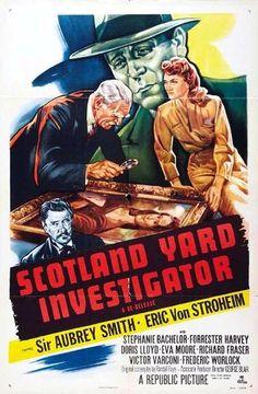 Scotland Yard Investigator (1945)