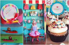 The TomKat Studio Party Shop - for pretty printable parties and sweet party supplies!