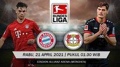 Hasil Pertandingan Bayern Vs Leverkusen: Die Roten Menang 2-0   Betantt.com Bayern Vs, Stadion Allianz Arena, Fc Bayer, Munich, 21st, Baseball Cards, Sports, Hs Sports, Sport