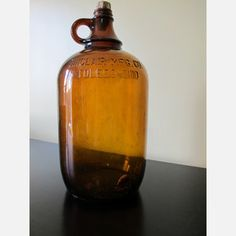 Little Brown Jug, $30, now featured on Fab.