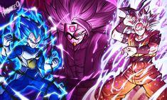 Goku Black Ssj Rose, Vegeta Ssj Blue, Dragon Ball Z, Goku Pics, Goku Drawing, Anime Best Friends, Bleach Anime, Twitter Link, Joker
