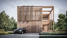 Introducing The Auhaus Release — LifeSpaces Group Luxury Homes - Modern Timber Architecture, Architecture Design, Space Group, Polished Concrete Flooring, Life Space, Small Buildings, House Floor Plans, Home Builders, A Boutique