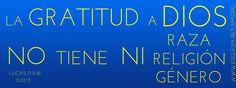 Tema de la Reflexión para este domingo 13.10.13