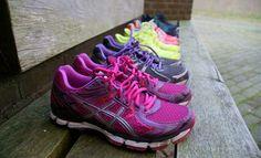 Het kopen van de juiste hardloopschoenen - Eat.Run.Love.