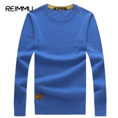 >> Click to Buy << Reimmu 2017 New Winter Male Clothes Men Sweater Hot Sale Fashion Brand-Clothing Sweater For Couples High Quality Men Pullover  #Affiliate