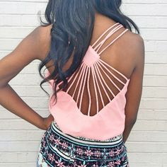 currently obsessed with cool backs on tops