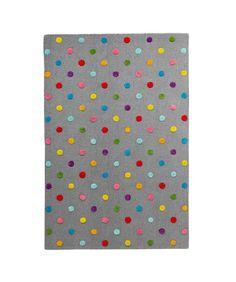 Candy Dot Rug @Lisa Phillips-Barton Phillips-Barton sommers