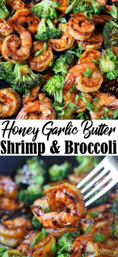 Honey garlic butter shrimp is a gourmet meal with no effort. Perfect for those busy weeknights or elegant enough for company. : Honey garlic butter shrimp is a gourmet meal with no effort. Perfect for those busy weeknights or elegant enough for company. Shrimp Recipes Easy, Fish Recipes, Seafood Recipes, Gourmet Recipes, Chicken Recipes, Cooking Recipes, Healthy Recipes, Gourmet Meals, Shrimp Dinner Recipes