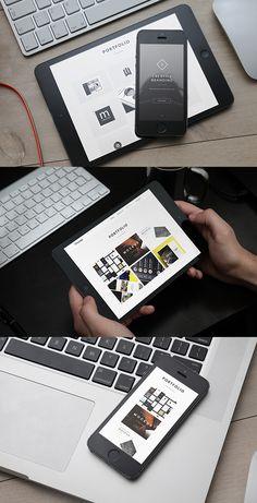 Free PSD Mockup Designs (25 Mockups) | Freebies | Graphic Design Junction