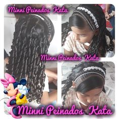 Publicación de Instagram de PEINADOS INFANTILES☆CURSOS • 8 de Nov de 2018 a las 2:28  UTC My Girl, Lily, Instagram Posts, Hairstyles, Fashion, Kid Hairstyles, Whoville Hair, Gowns, Cute Girls Hairstyles