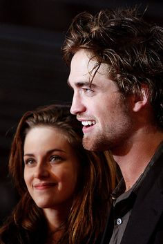 Happy Birthday, Kristen!See Her Sweetest Moments With Robert: Robert Pattinson and Kristen Stewart did press together at the October 2008 Twilight premiere in Rome.