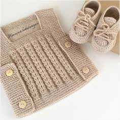 Discover thousands of images about Best Beautiful Easy Knitting Patterns - Knittting Crochet - Knittting Crochet Knitting Terms, Intarsia Knitting, Knitting Blogs, Sweater Knitting Patterns, Crochet Blanket Patterns, Baby Knitting, Knit Baby Dress, Knitted Baby Clothes, Crochet Table Runner Pattern