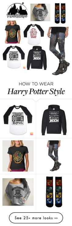 """Hogwarts.//All Houses."" by maddie2615 on Polyvore featuring Disney"