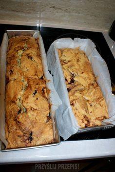 Piaskowiec z owocami Banana Bread, Food, Essen, Meals, Yemek, Eten