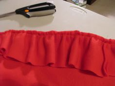 The Modest Homestead: Little Red Riding Hood Costume {Tutorial} Red Riding Hood Costume Kids, Dress Up Costumes, Costume Ideas, Tinker Bell Costume, Sew Over It, Cape Pattern, Costume Tutorial, Fabric Markers, Neck Piece