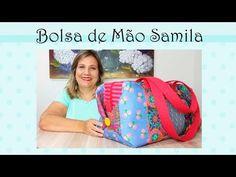 Bolsa de Mão Samila - YouTube                                                                                                                                                     Mais