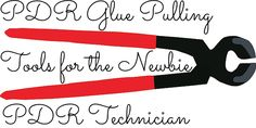 PDR Glue Pulling Tools for the Newbie PDR Technician - The Dent Shop #PDR #glue #dentshop